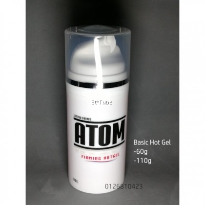 Ready Stock With feedback! A-Tom Breast Less Gel (For breast fat reduction) 缩胸膏 减胸减尺寸 健胸 塑胸 雕塑 大奶变胸肌