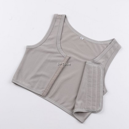 Ultra Light Basic Half Binder 超轻透气舒适束胸 tomboy chest binder les transgender 帅踢束胸